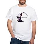 Grim rules White T-Shirt