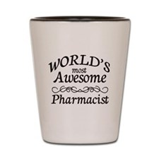 Awesome Shot Glass