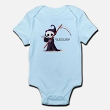 Grim rules Infant Bodysuit