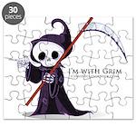 Grim rules Puzzle