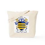 Kenan Coat of Arms Tote Bag