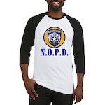 NOPD Specfor Baseball Jersey