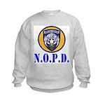 NOPD Specfor Kids Sweatshirt