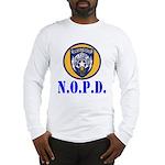 NOPD Specfor Long Sleeve T-Shirt
