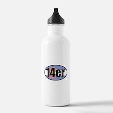 Colorado 14ers Water Bottle