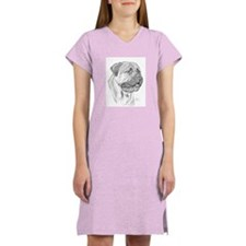 Mastiff Women's Nightshirt