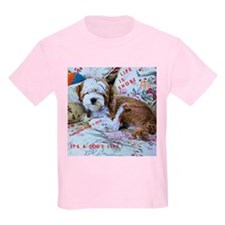 IT'S A DOG'S LIFE ! T-Shirt