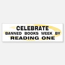 Banned Books Week Bumper Bumper Bumper Sticker