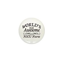 Awesome Mini Button (10 pack)