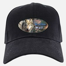 """""""Brother Wolf"""" -1 Baseball Hat"""