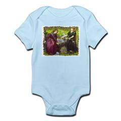 Vision of Rachel & Leah Infant Creeper