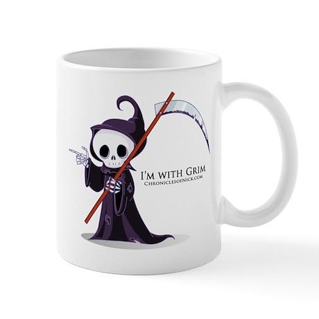 Grim rules Mug