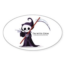 Grim rules Decal