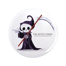"Grim rules 3.5"" Button"