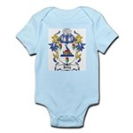 Jolly Coat of Arms Infant Creeper