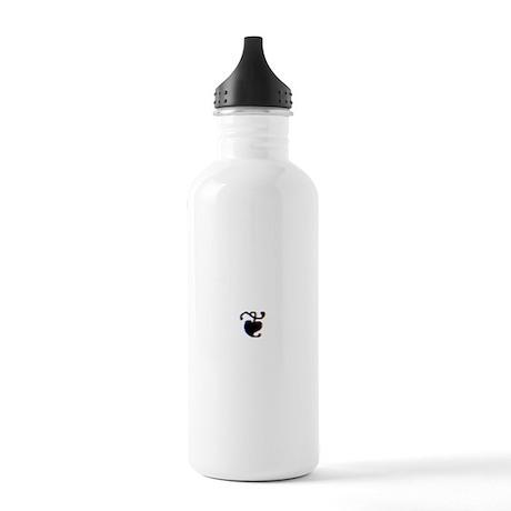 Autumn Heart Stainless Water Bottle 1.0L