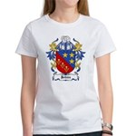 Johns Coat of Arms Women's T-Shirt