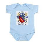 Johns Coat of Arms Infant Creeper