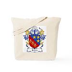 Johns Coat of Arms Tote Bag