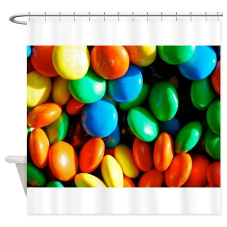 Sweet Candy Shower Curtain