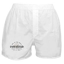 End of the World Survivor 2012 Boxer Shorts