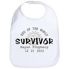 End of the World Survivor 2012 Bib