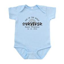 End of the World Survivor 2012 Infant Bodysuit
