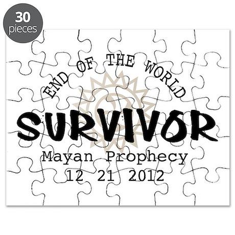 End of the World Survivor 2012 Puzzle