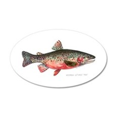 Greenback Cutthroat Trout Wall Decal