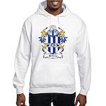 Jeffrey Coat of Arms Hooded Sweatshirt