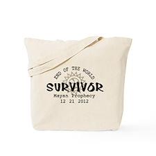 End of the World Survivor 2012 Tote Bag