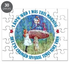 I Knew Who I was This Morning Puzzle