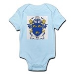 Jay Coat of Arms Infant Creeper