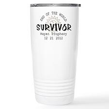 End of the World Survivor 2012 Travel Mug