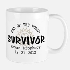 End of the World Survivor 2012 Mug