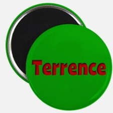Terrence Green and Red Magnet