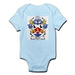 Jarvie Coat of Arms Infant Creeper