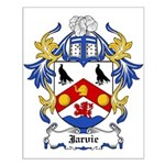 Jarvie Coat of Arms Small Poster