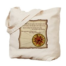 Harvest Moons Compass Rose Tote Bag