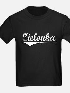 Zielonka, Vintage T