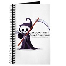 Hanging with Grim Journal
