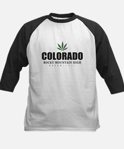 Colorado Referendum Kids Baseball Jersey
