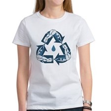 Recycling Diver Tee