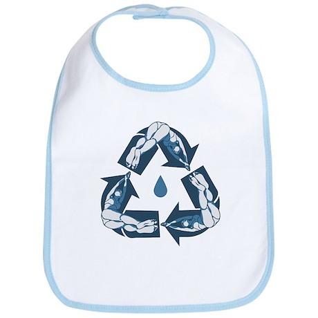 Recycling Diver Bib