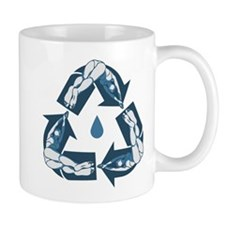 Recycling Diver Mug