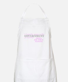 Air Force Fiancee Government Property Apron