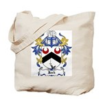 Jack Coat of Arms Tote Bag