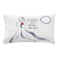 Vampires Rule Pillow Case