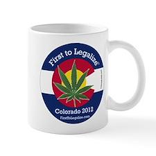 First to Legalize Mug