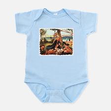 King Arthur Infant Creeper